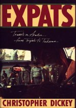 Expats was published on the eve of the Gulf War, in 1990. The paperback and UK edition came out in '91.